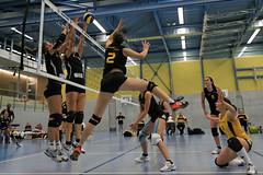 Volleyball (Robi33) Tags: action ball frauen match meisterschaft netz schiedsrichter spiel sport team therwil turnier volleyball schweiz zuschauer