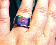 Spectrolite Inlay Ring 1