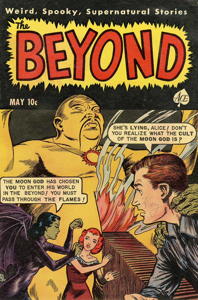 The Beyond #11 (Ace, 1952)