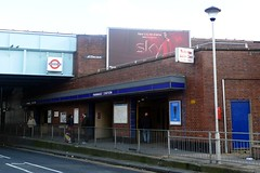 Picture of Hainault Station