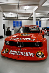 Jagermeister BMW e21 (scotttharobot) Tags: 3 classic cars museum germany munich team europe f1 racing warehouse bmw series jag jagermeister e21 fall2010