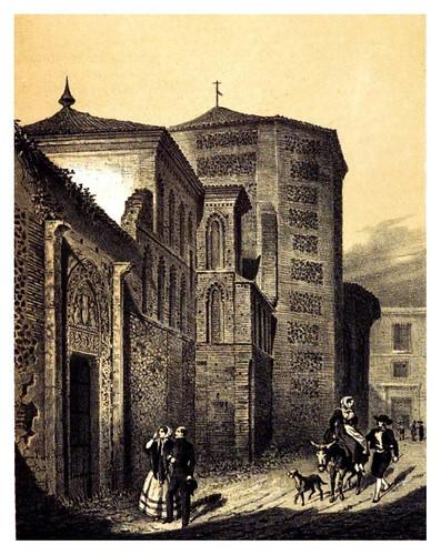 028-Santa Isabel-Toledo-Recuerdos y bellezas de España Castilla la Nueva Vol 2