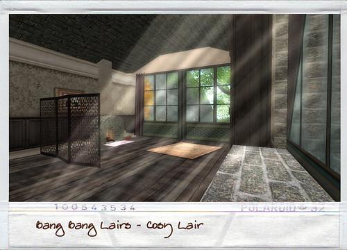 Bang Bang - Cosy Lair - light...