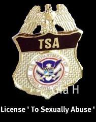 tsa badge