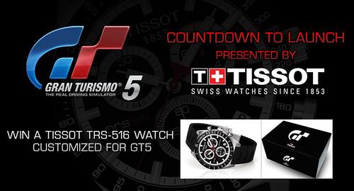 GT5 Tissot