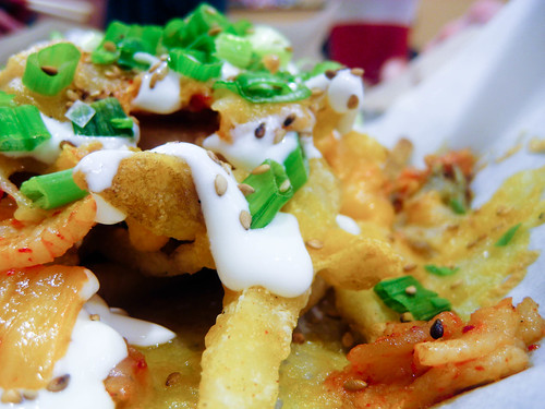 Del Seoul - Kimchi fries 3