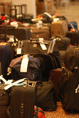 luggage-airport series