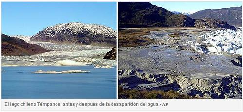 Lago Témpanos ricardoroman.cl