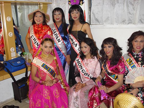 Final Pageant (Queen Asia-Israel 2007)