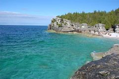 Colors of Georgian Bay (*Muhammad*) Tags: park blue camping sky favorite ontario canada green beach water colors beautiful d50 book bay photo nikon rocks hand crystal bruce capital photobook diving selection canadian clear selected national picked grotto georgian mybest peninsula creamofthecrop handpicked tobermory canadien beautifulcanada