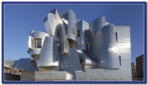 Frank Gehry's Weisman Art Museum | Flickr - Photo Sharing!