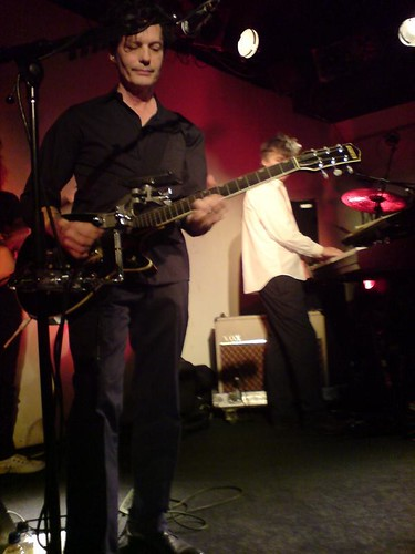 Mark Hart and Neil Finn