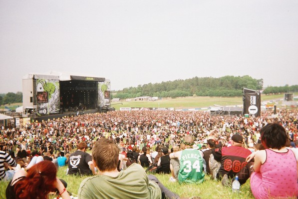 Download Festival Tickets - Download 2008
