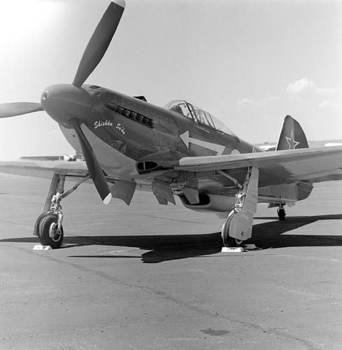 Warbird picture - FI-YAK-0195