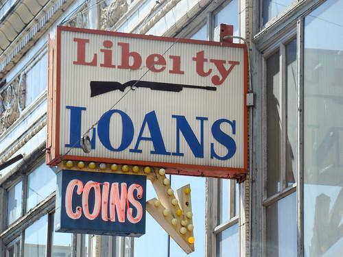 Loans so you can buy guns?