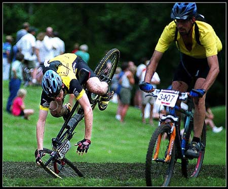 Bike Fall