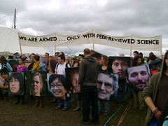 We Are Armed only With Peer Reviewed Science - by London Permaculture