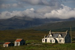 The Majestic Mountains Of Harris
