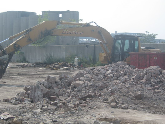 Gowanus Whole Foods Rubble