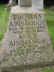Thomas Ainscough (1907-1995) & Alice Ainscough (1904-1997)