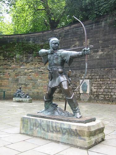 Robin Hood's legacy