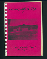 St. Luke's Catholic Church cookbook 1