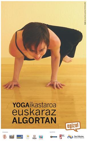 yoga ikastaroa