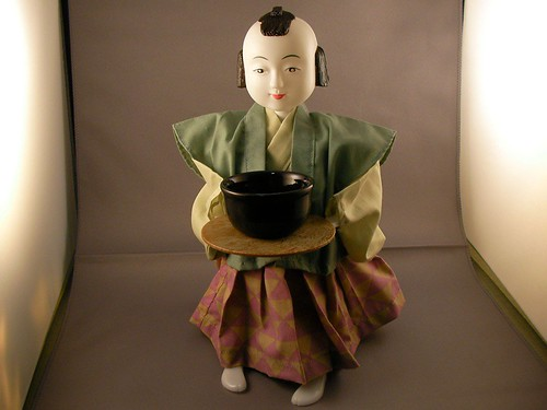 Gakken Karakuri Doll Kit 1