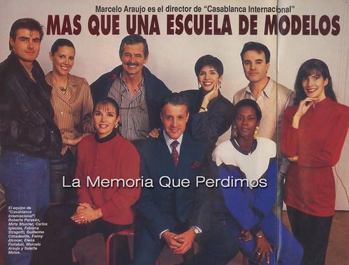 escuela casablanca 1991