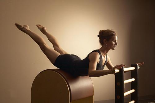 A flexibilidade e o Pilates