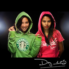 Day 125: Hoodies (L S G) Tags: portrait studio nikon sb600 d3 lsg project365 365days strobist 365daysproject nikond3 deletednanerip 365daysvv