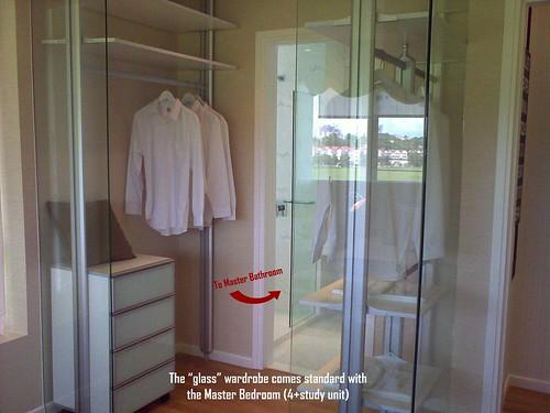 master wardrobe (4BR)