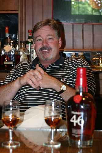Master Distiller Kevin Smith