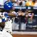 Jose Reyes Bloops a HIt