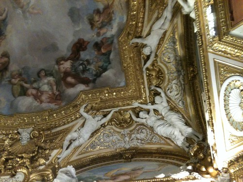 Ceiling, Pitti Palace