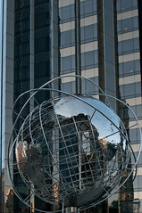 Trump International Hotel Globe (Pierre Gautreau) Tags: newyork globe trumpinternationalhotel