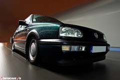 Rig Golf 3 (Photocars.fr) Tags: 3 water vw night golf volkswagen drive shot pentax rig nuit k10 photocars