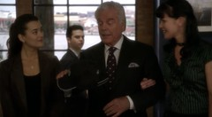 Ziva, Fred, DiNozzo Sr and Abby