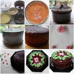 My Take on Sachertorte (Denni Schnapp) Tags: cooking cakes baking fdsflickrtoys recipes sachertorte
