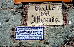 Calle del Mercado - by A30_Tsitika