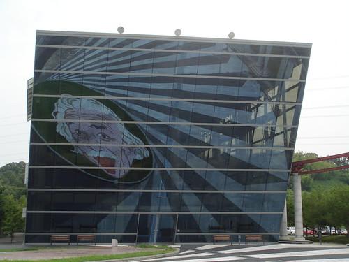 Einstein en Takayama Science Plaza