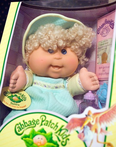Mikaela's cabbage patch