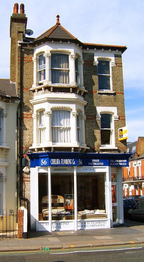 56, Dawes Road, Fulham, SW6.