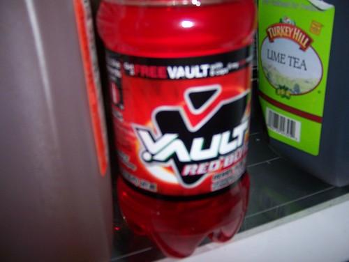 Vault Red