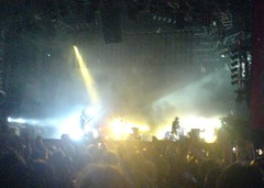 Nine Inch Nails in Budapest