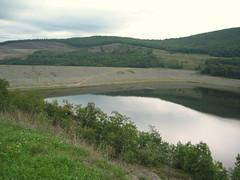 Tioga Lake Dam