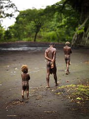 Young boy following his father and grandfather, Yakel village in Tanna, Vanuatu (Eric Lafforgue) Tags: boy 3 island three pacific ile tribal hasselblad explore blonde blackpeople tribe ethnic hebrides ethnology vanuatu tribu oceania ebridi melanesia tanna pacifique newhebrides ethnologie yakel h3d oceanie ethnique lafforgue ethnie ericlafforgue flickrdiamond melanesie nouvelleshebrides ericlafforguecom wwwericlafforguecom vanuatupicture vanuatupictures  wanuatuneue hebridennew hebridesnieuwe hebridennouvelleshbridesnuevas hbridasnuove