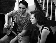 Kevin Bertotti & Kristen Bussandri