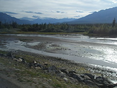 The last time I went through here (east of Jasper) was in January 2005 (jimbob_malone) Tags: alberta 2007 highway16 greyhoundbus