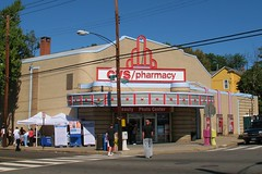 Newton Theatre, Now CVS